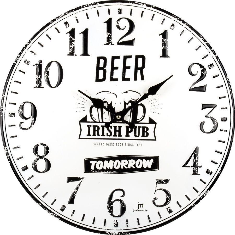 Designové nástěnné hodiny 21510 Lowell 40cm 169611 Lowell Italy Hodiny