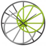 Designové hodiny 10-328 CalleaDesign Theresa 95cm (více barevných verzí) Barva žlutý meloun-62 - RAL1028 169673