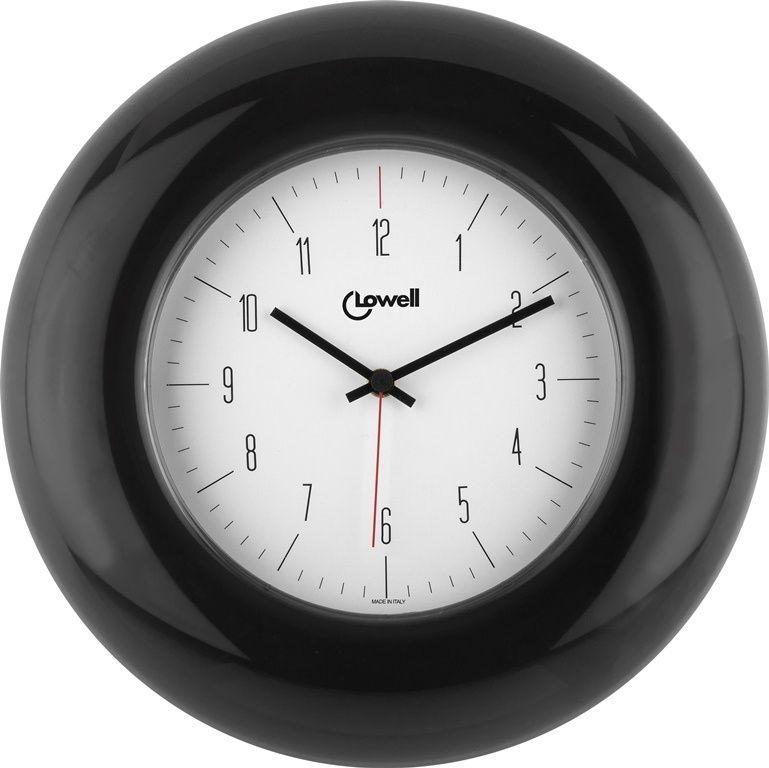 Designové nástěnné hodiny 03300N Lowell 33cm 169659 Lowell Italy Hodiny