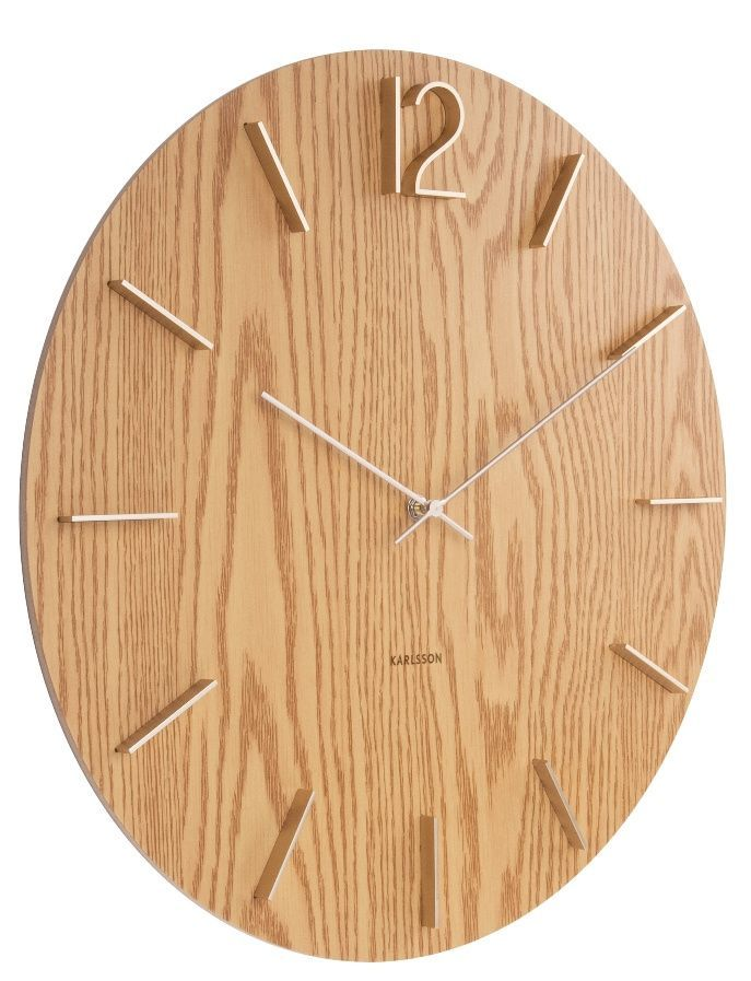 Designové nástěnné hodiny 5697WD Karlsson 50cm 169756