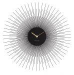 Designové nástěnné hodiny 5817BK Karlsson 45cm 169647 Hodiny