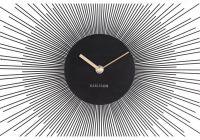 Designové nástěnné hodiny 5818BK Karlsson 60cm 169645 Hodiny