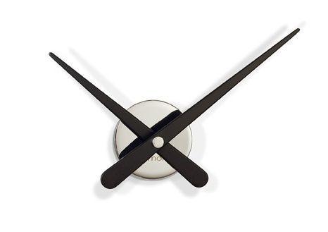 Designové nástěnné hodiny Nomon Axioma L black small 37cm 169791 Hodiny