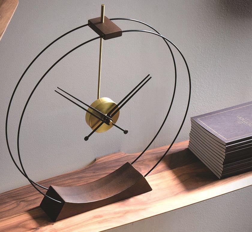 Designové stolní hodiny Nomon Aire G 55cm 169786 Hodiny