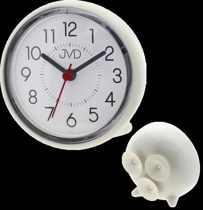 Koupelnové hodiny JVD SH023 169733 Hodiny