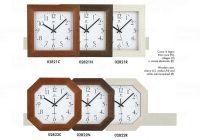 Designové nástěnné hodiny 02822R Lowell 27cm 169589 Lowell Italy Hodiny