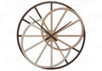 Designové hodiny 10-328n CalleaDesign Theresa 95cm (více dekorů dýhy) Dýha černý ořech - 85 169677 Hodiny