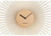 Designové nástěnné hodiny 5818GD Karlsson 60cm 169644 Hodiny