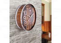 Designové nástěnné hodiny 21470 Lowell 60cm 169541 Lowell Italy Hodiny