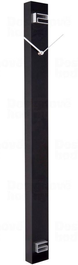 Designové nástěnné hodiny 5780BK Karlsson 90cm 170193 Hodiny
