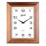 Designové nástěnné hodiny 03502 Lowell 40cm 170369