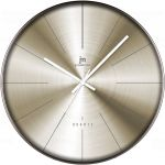 Designové nástěnné hodiny 00841G Lowell 39cm 170445