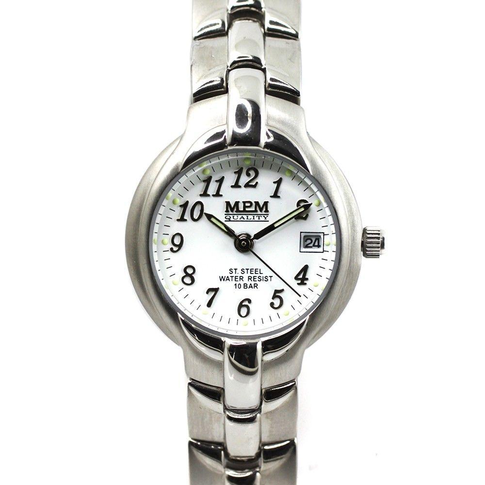 Dámské hodinky s datumem..0272 170660 Hodiny