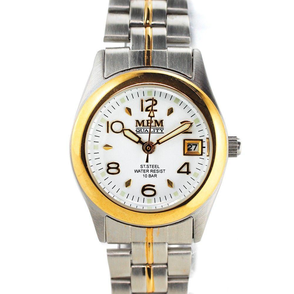 Dámské kombinované hodinky s datumem..0257 170645 Hodiny