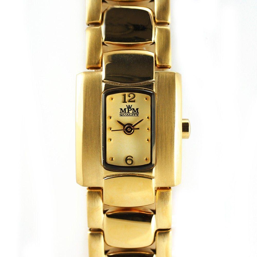 Dámské společenské hodinky z oceli..0248 170636 Hodiny