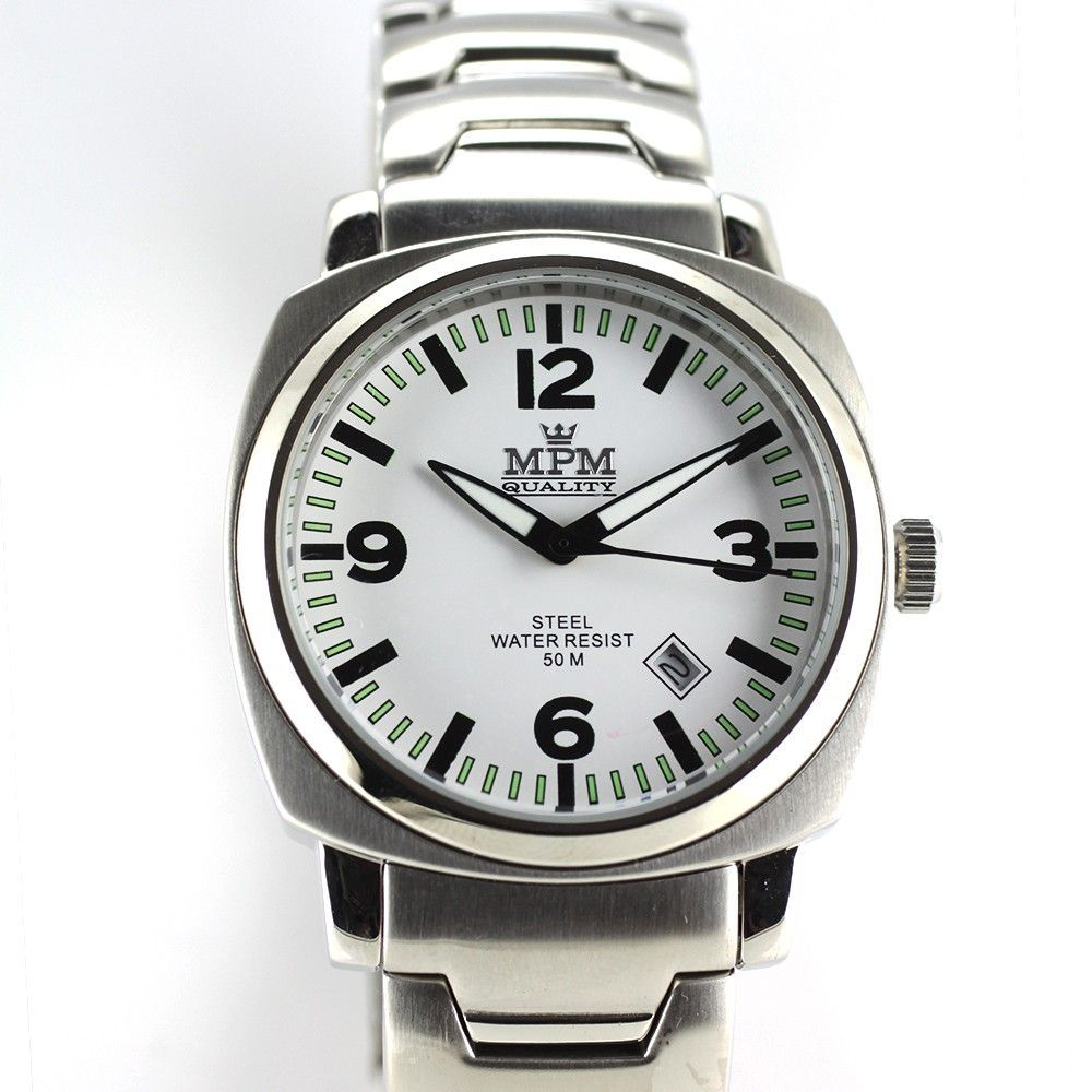 Netradiční pánské hodinky s datem..0287 170674 Hodiny