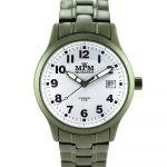 Netradiční pánské hodinky s datem..0306 170691 Hodiny