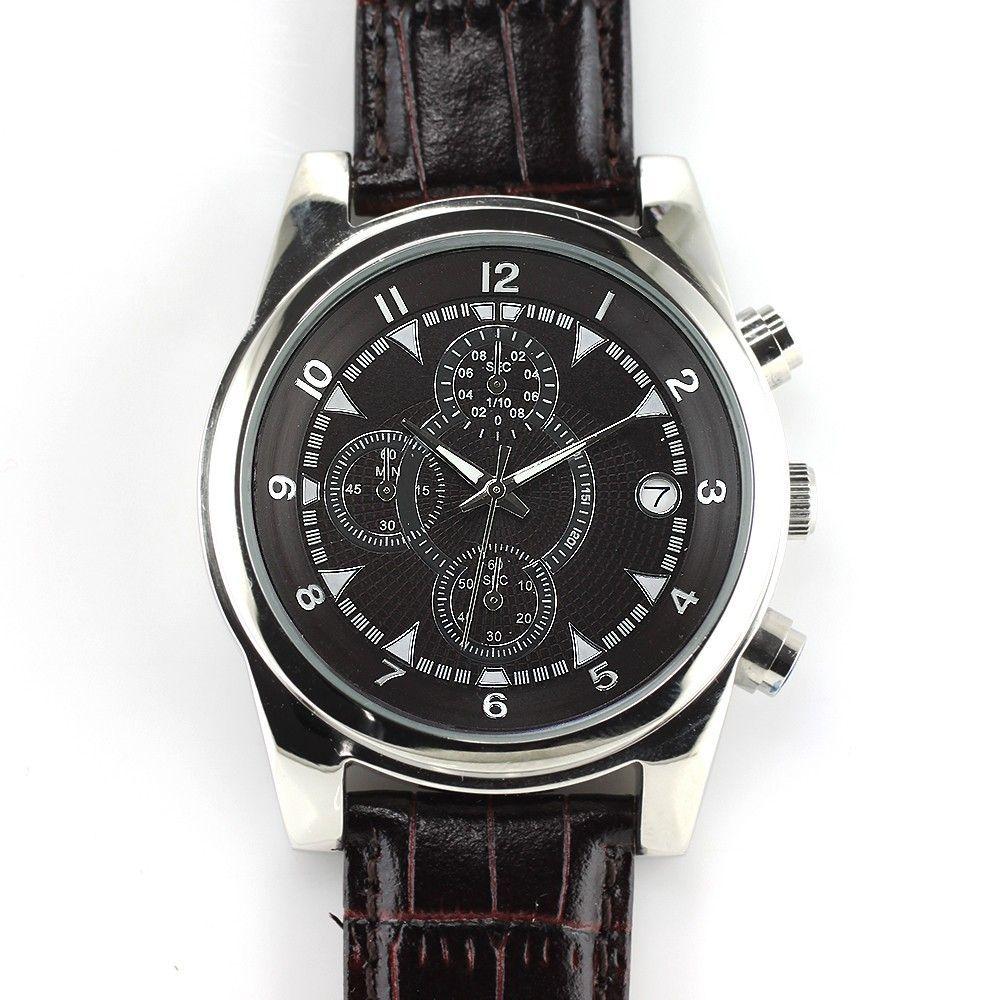 Pánské sportovní hodinky s chronografem a datumovkou vhodné pro každou příležitost..0298 170683 Hodiny