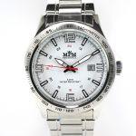 Pánské sportovní hodinky s datem a reliéfním ciferníkem..0281 170668 Hodiny
