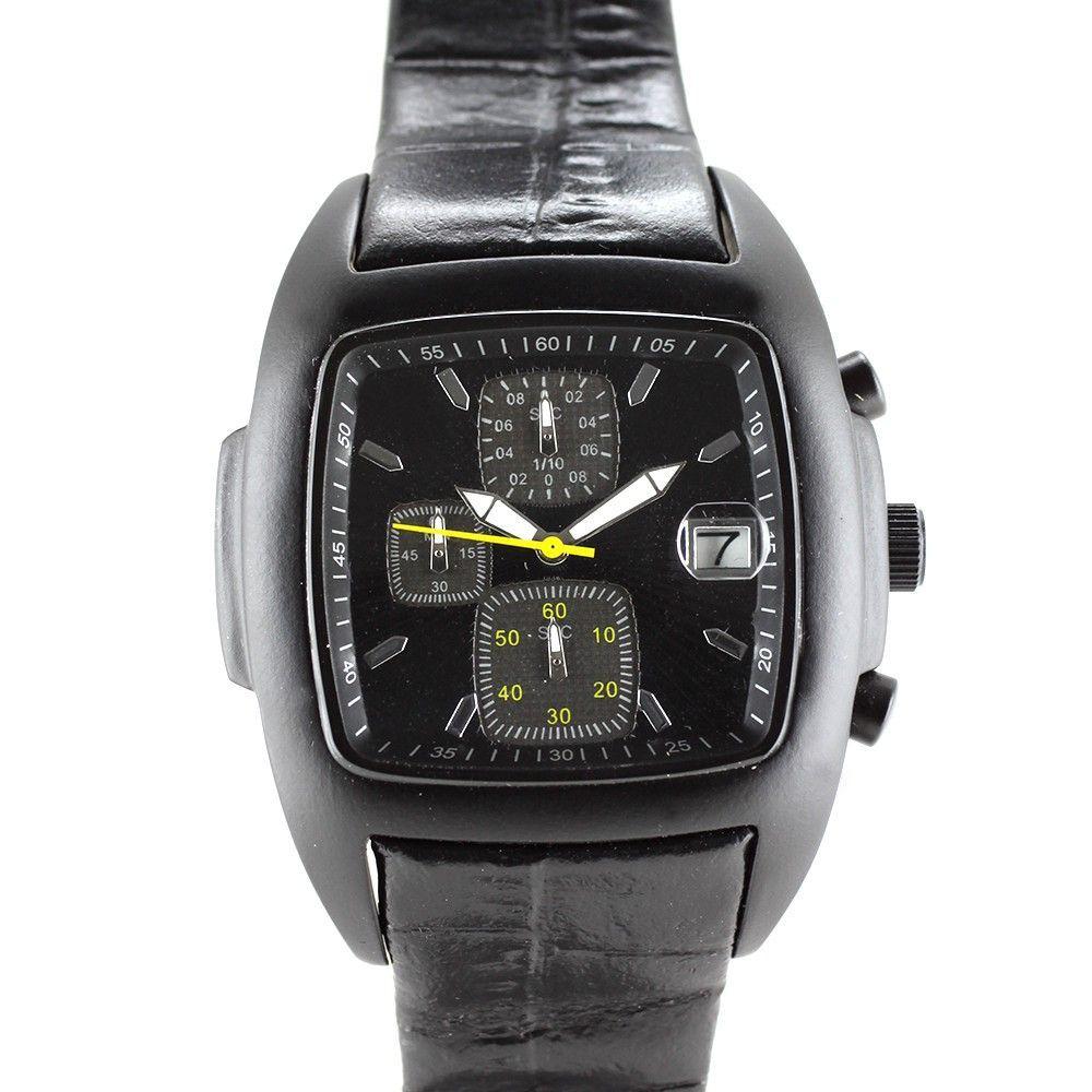 Pánské sportovní hodinky s datumovkou a reliéfním ciferníkem..0297 170682 Hodiny