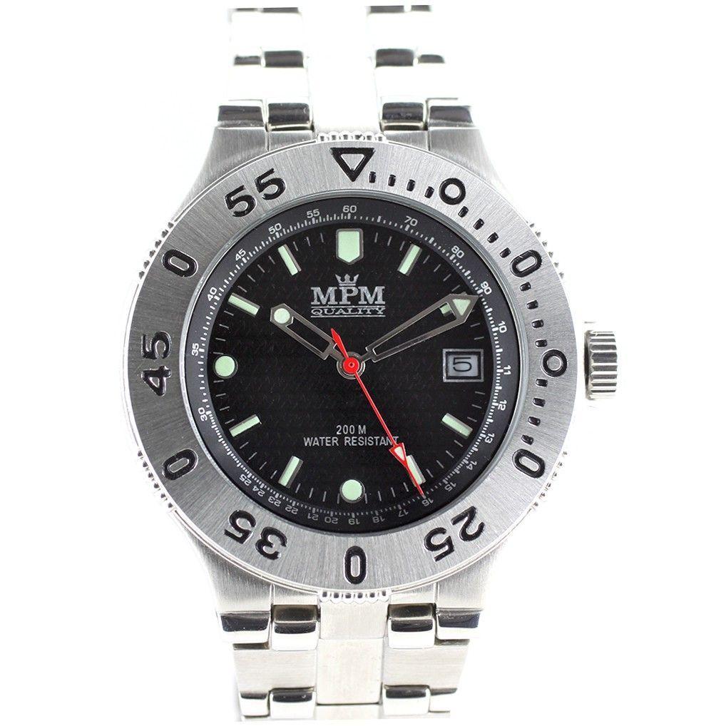 Sportovní pánské hodinky s datem..0288 170675 Hodiny