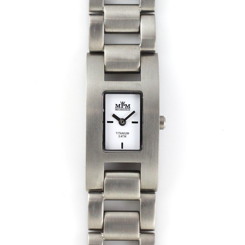 Stylové dámské hodinky v minimalistickém designu..0235 170623 Hodiny