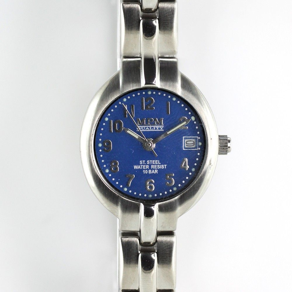Dámské hodinky s černým ciferníkem..0320 170705 Hodiny