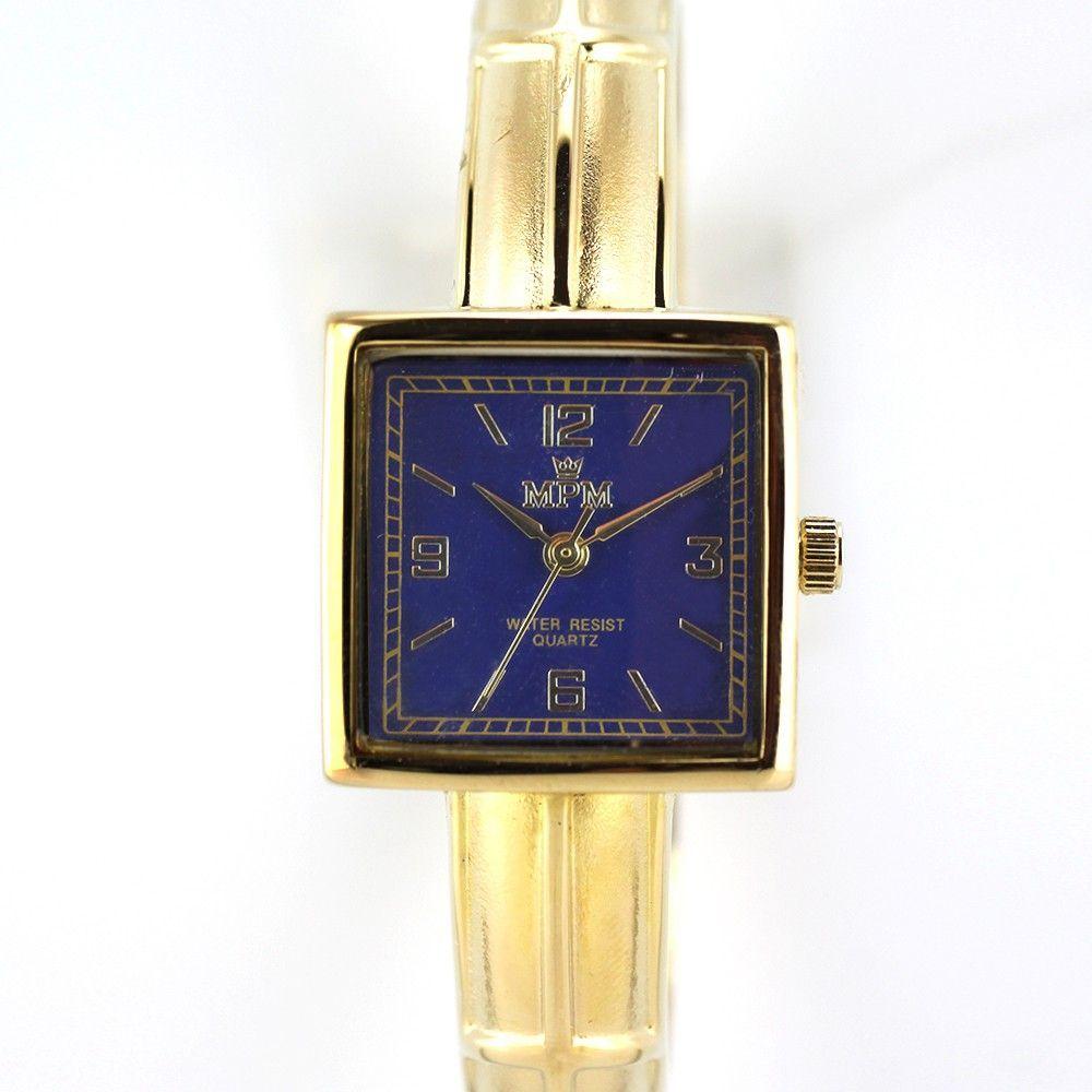 Dámské hodinky s pevným náramkem se zapínáním na klip..0352 170736 Hodiny