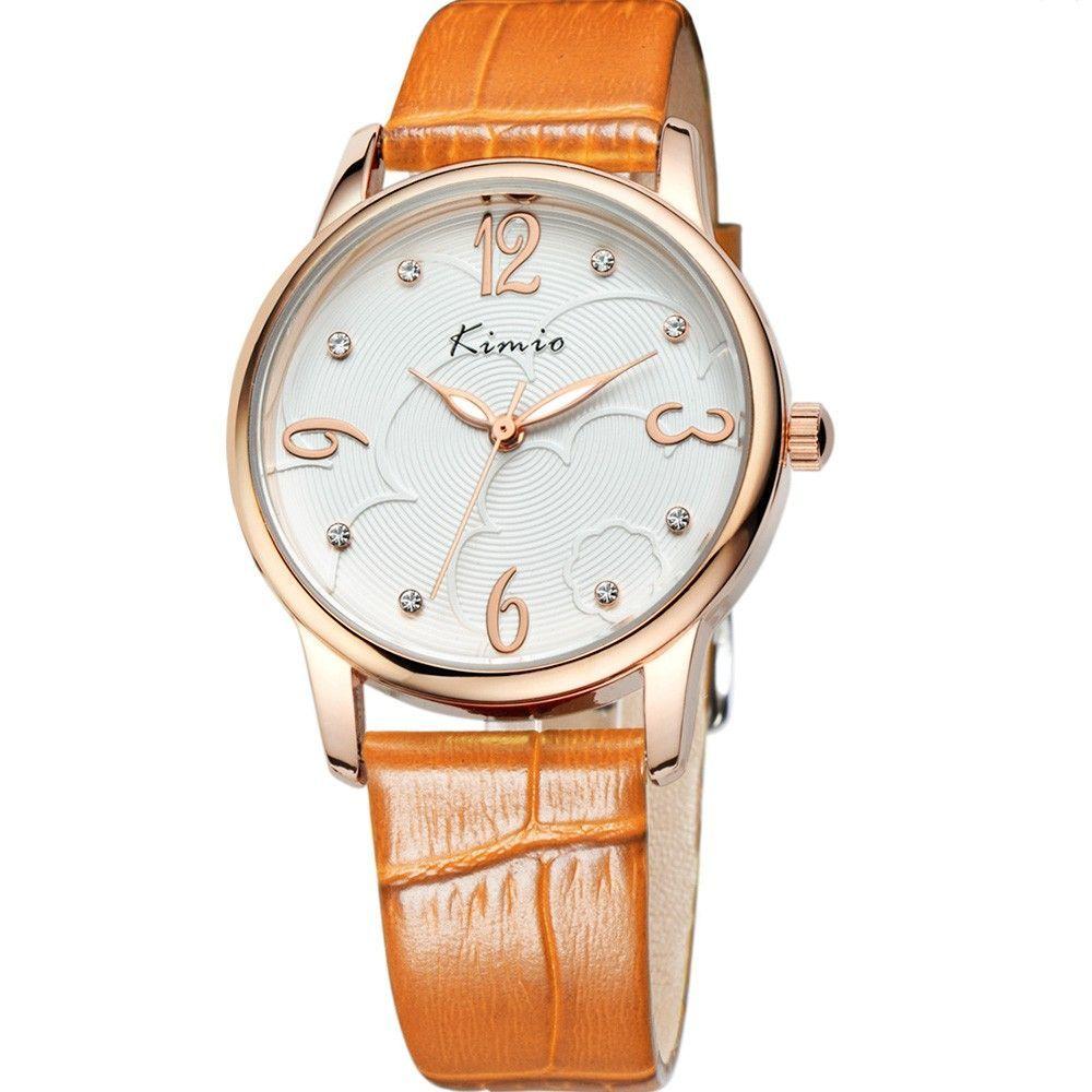 Dámské hodinky se vzorovaným číselníkem a modrým řemínkem..0512 170832 Hodiny
