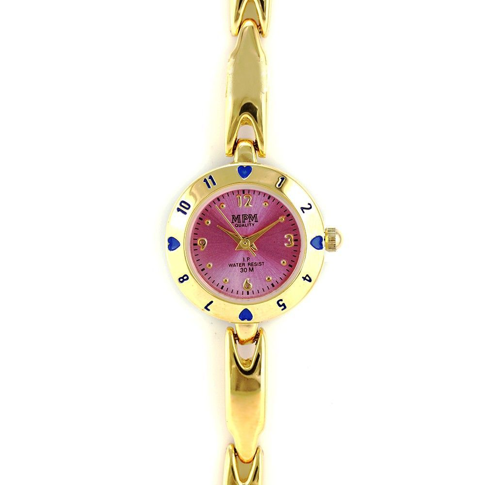 Dámské hodinky v jemném stylu..0434 170801 Hodiny