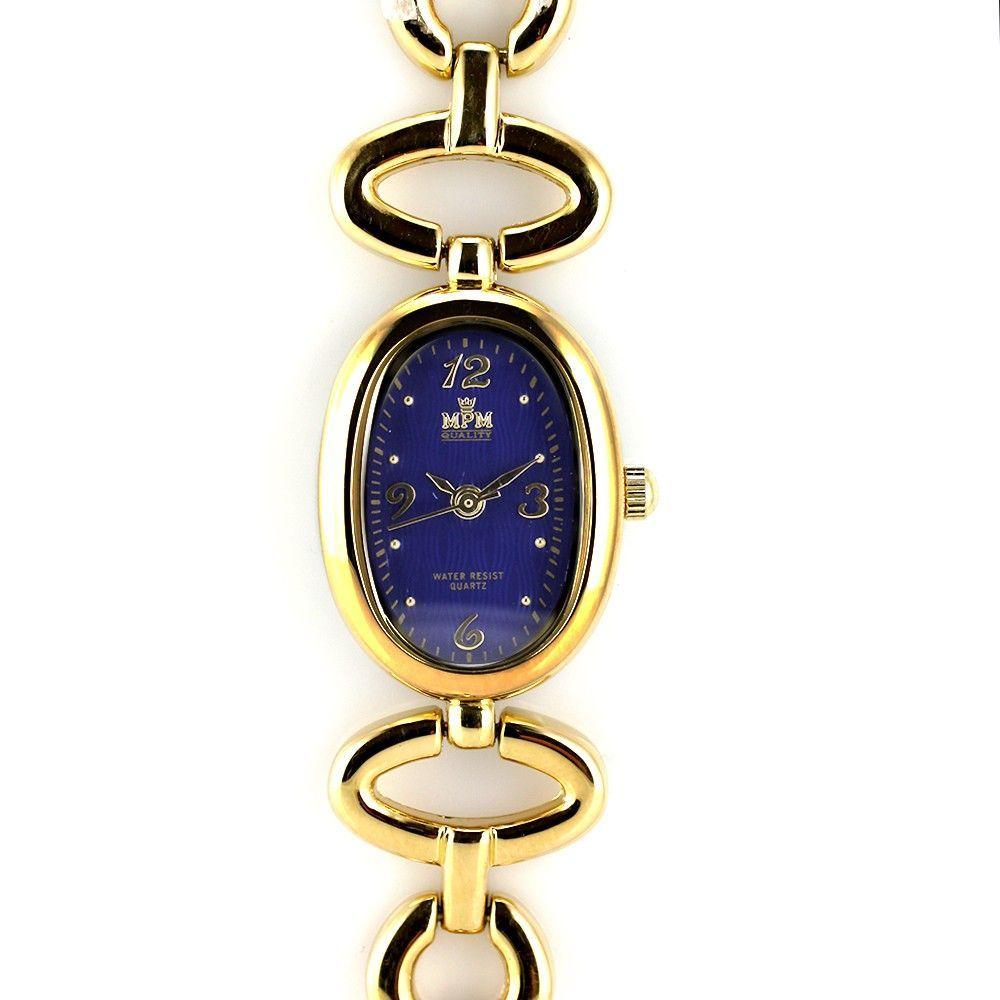 Dámské náramkové hodinky oválného vzhledu..0353 170737 Hodiny