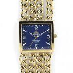 Dámské společenské hodinky na řemínku z řetízků..0385 170754 Hodiny