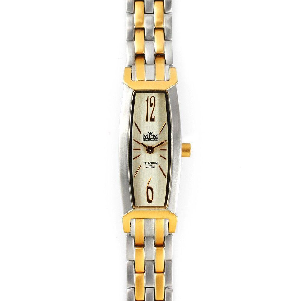 Dámské titanové hodinky jemného vzhledu..0314 170699 Hodiny