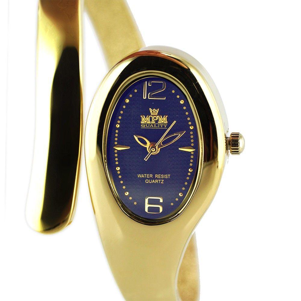 Náramkové dámské hodinky na klip v jednoduchém designu..0356 170740 Hodiny