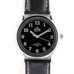 Pánské klasické hodinky s luminiscenčními ručičkami..0398 170767 Hodiny