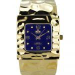 Pevné náramkové hodinky na klip. Celkově působí jako náramek..0391 170760 Hodiny