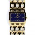 Zlaté dámské hodinky vhodné ke společenské příležitosti..0407 170776 Hodiny