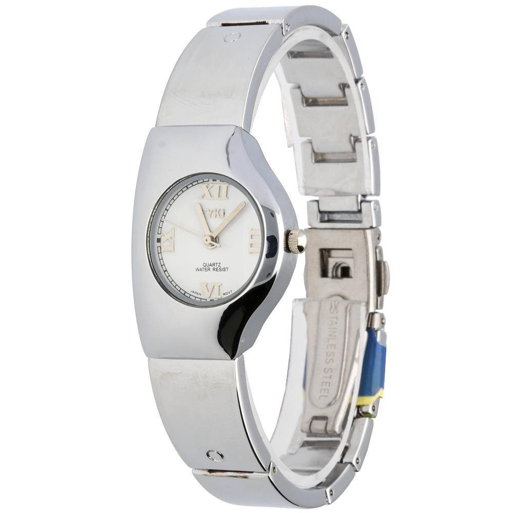 Dámské společenské hodinky s ocelovým řemínkem..0634 170915 Hodiny