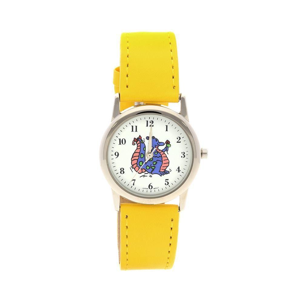 Dětské barevné hodinky s obrázkovým motivem na ciferníku..0682 170926 Hodiny