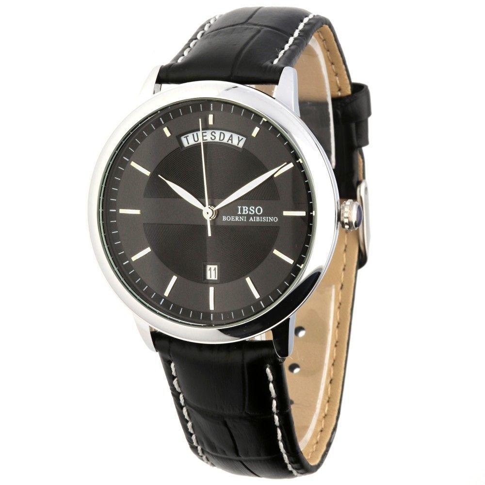 Elegantní hodinky s pouzdrem z růžového zlata a ukazatelem data..0594 170878 Hodiny