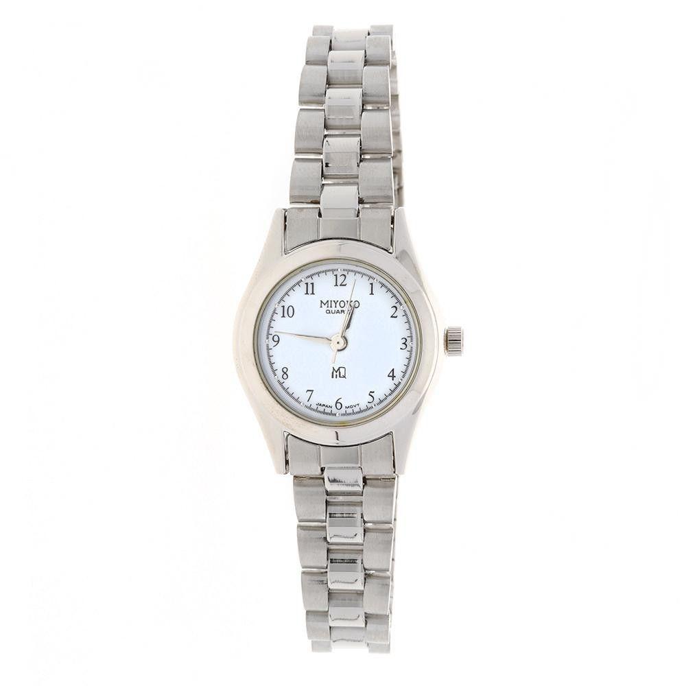 Klasické dámské hodinky s kovovým řemínkem..0681 170925 Hodiny
