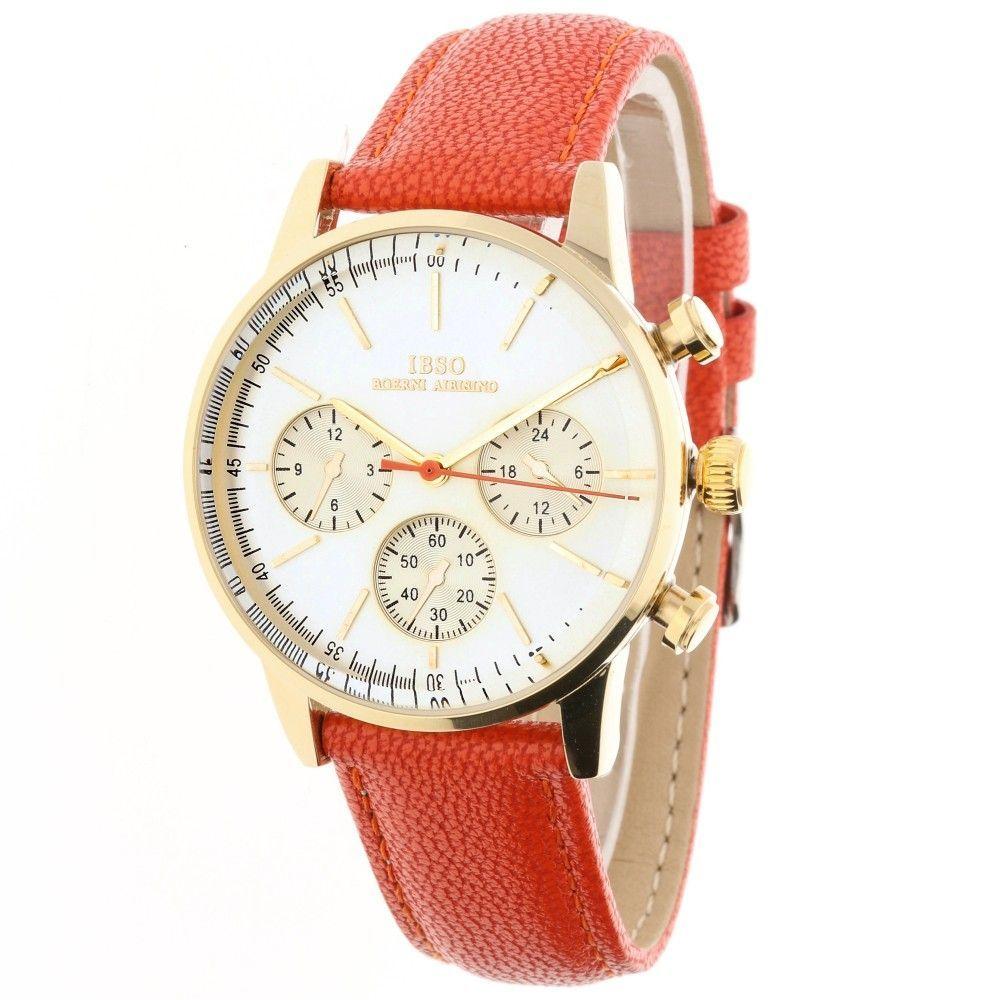 Moderní dámské hodinky s indexy a řemínkem v tyrkysové barvě..0585 170869 Hodiny