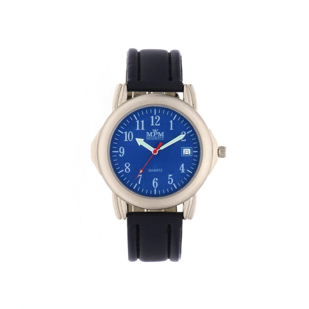 Unisex hodinky s quartz strojkem a ukazatelem data..01003 171134 Hodiny