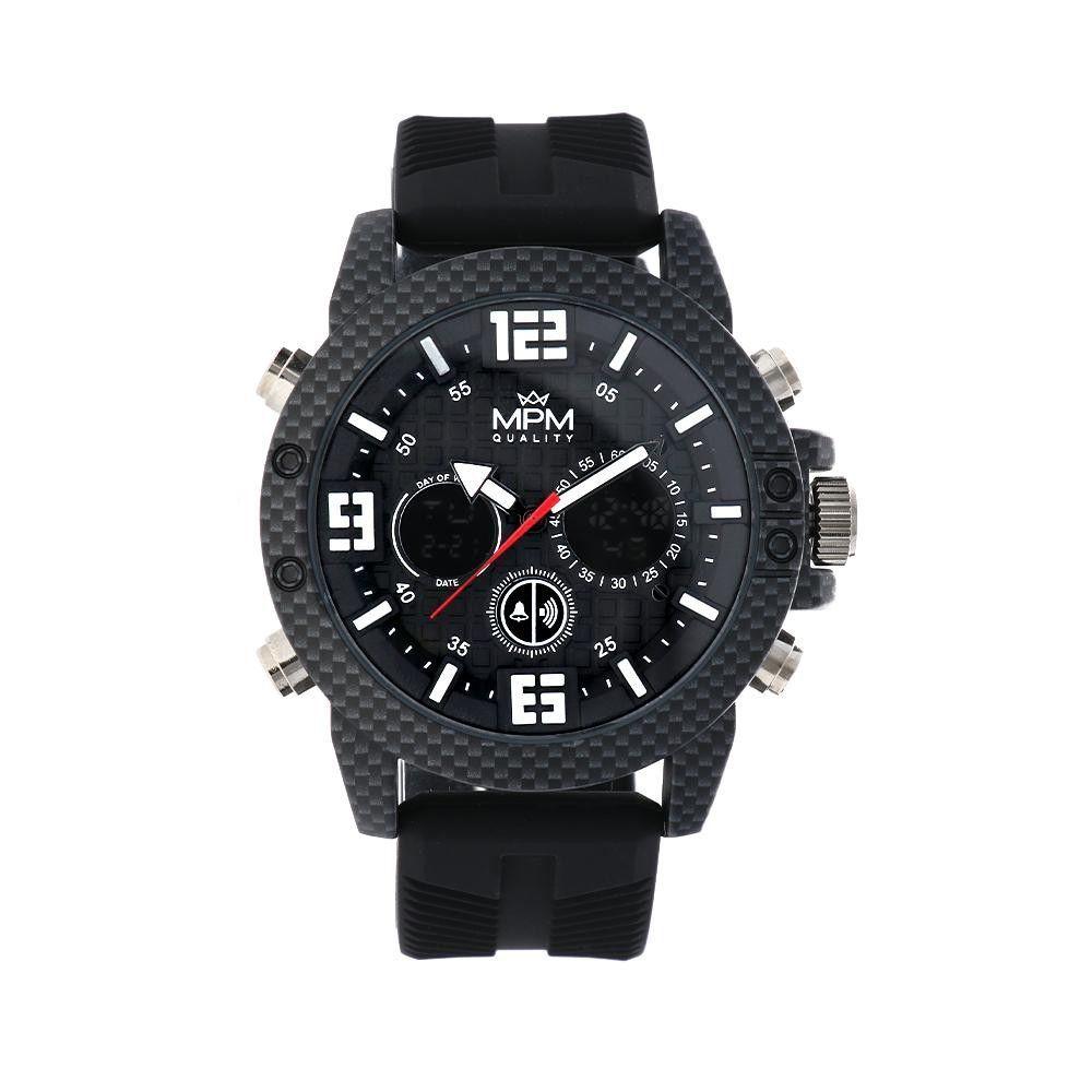 Multifunkční pánské anadigi hodinky..01569 171576 Hodiny