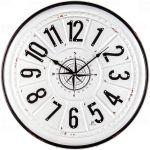 Designové nástěnné hodiny 21516 Lowell 55cm 171930