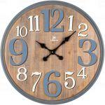 Designové nástěnné hodiny 21519 Lowell 60cm 171939