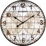 Designové nástěnné hodiny 21524 Lowell 61cm 171936