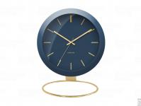 Designové stolní hodiny 5832BL Karlsson 25cm 172057