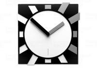 Designové hodiny 10-023 CalleaDesign Jap-O 38cm (více barevných verzí) Barva oranžová - 63 165857 Hodiny