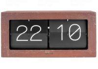 Designové nástěnné/stolní překlápěcí hodiny 5642RS Karlsson 37cm 166904 Hodiny